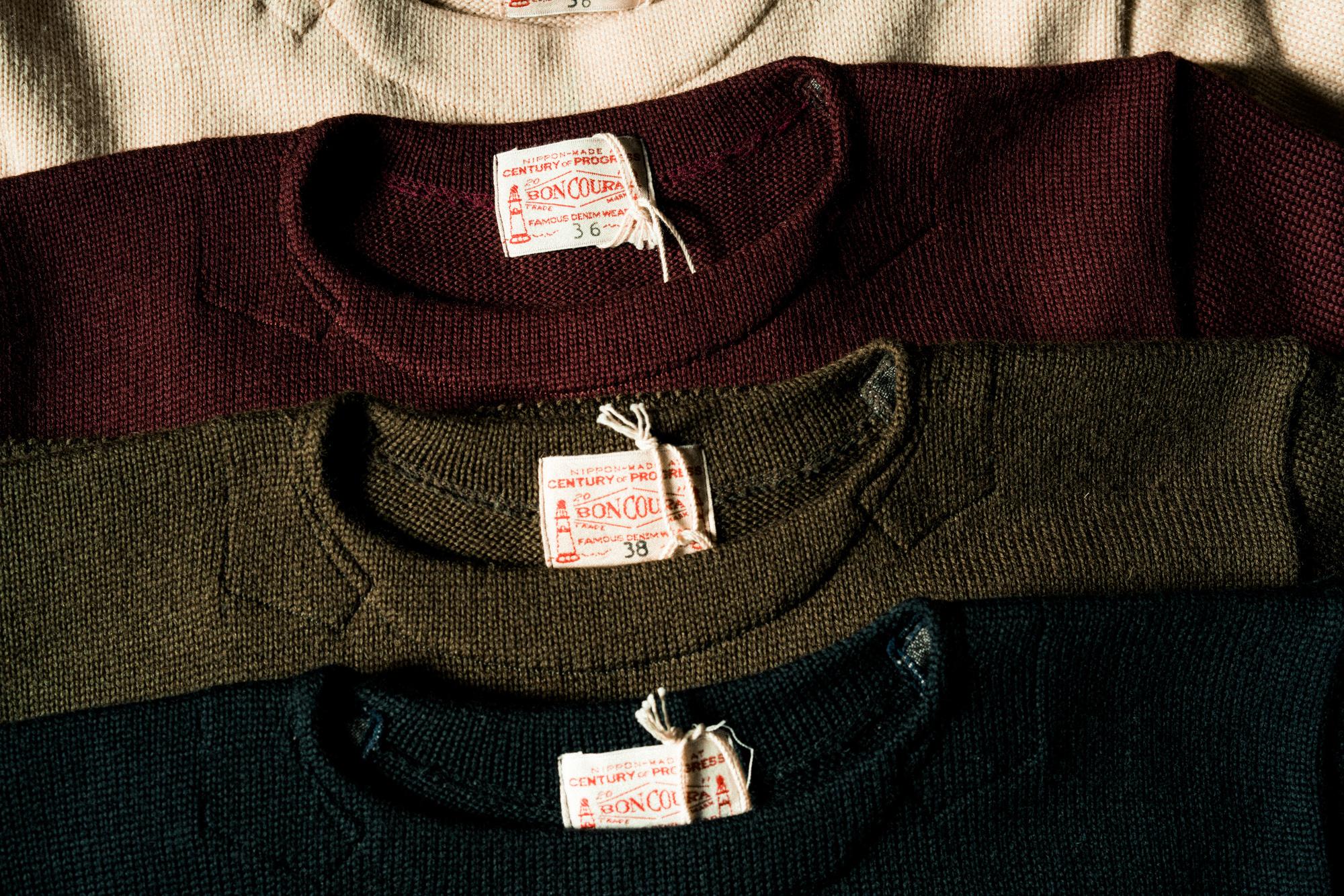 不動の人気を誇るシーマンズセーターとその魅力
