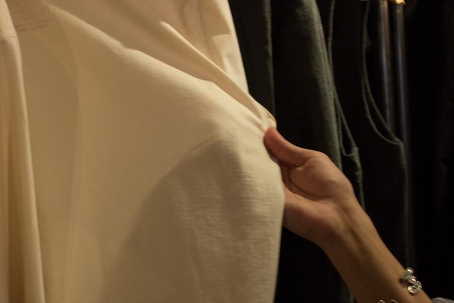 洋服の扱い方について。