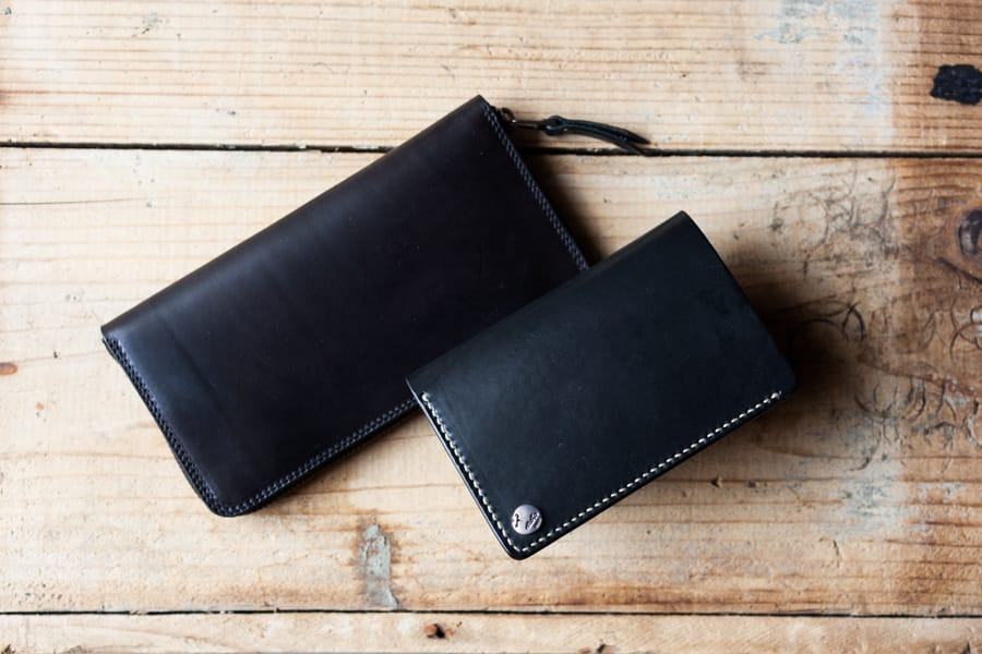 大人の必需品。10年先も使い続けられる革財布『moto』レザーウォレットのご紹介。