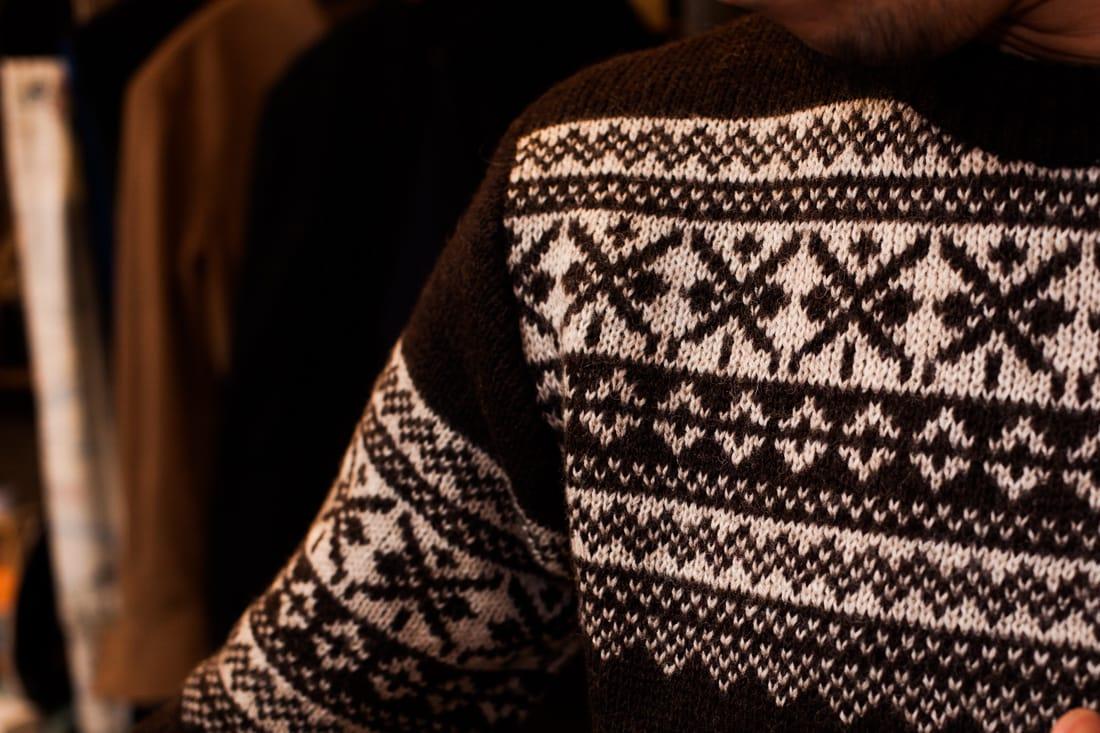 冬を彩る PHIGVEL / フィグベル おすすめセーター厳選2点